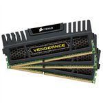 Image de Corsair DDR3 Vengeance Series 12 Go PC12800 - 3x 4 Go