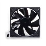 Image de NoiseBlocker BlackSilentPro Fan PLPS - 120mm