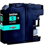 Image de Brother LC123C - Cyan