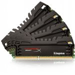 Image de Kingston HyperX Beast DDR3 32 Go PC15000 - 4x 8 Go