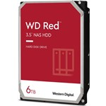 Image de Western Digital Red SATA III - 6 To