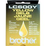 Image de Brother LC600Y - Jaune