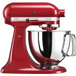 Image de KitchenAid 5KSM125EER Artisan (rouge empire)