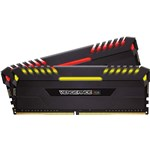 Image de Corsair DDR4 Vengeance RGB Series 16 Go PC36800 - 2x 8 Go