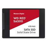 Image de Western Digital Red SSD SA500 - 4 To