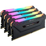 Image de Corsair DDR4 Vengeance RGB Pro Series 64 Go PC25600 - 4x 16 Go