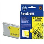 Image de Brother LC1000Y - Jaune